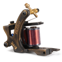 Professional Brass Machine tattoo coil machine for shader liner